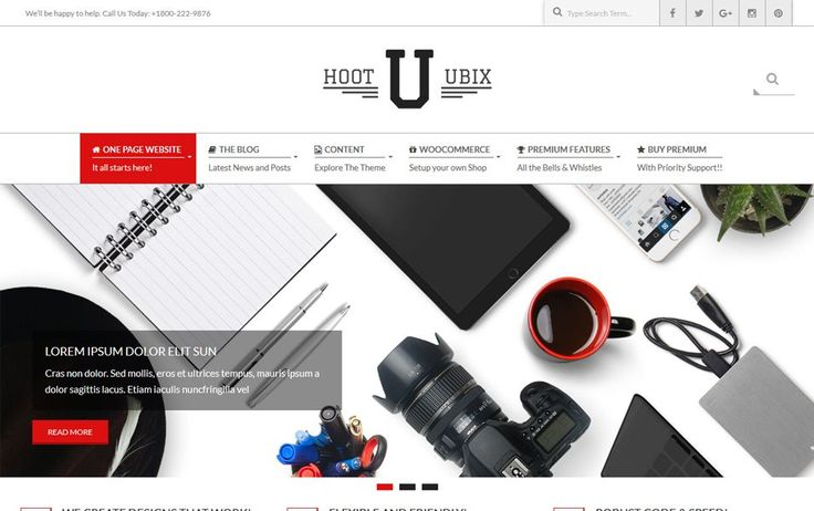 Latest Free Wordpress Themes For Your Website www.sta.cr/2R9H4