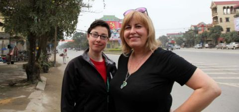 World's Most Dangerous Roads united Sue Perkins and Liza Tarbuck – why?