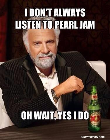 pearl jam valentine's day