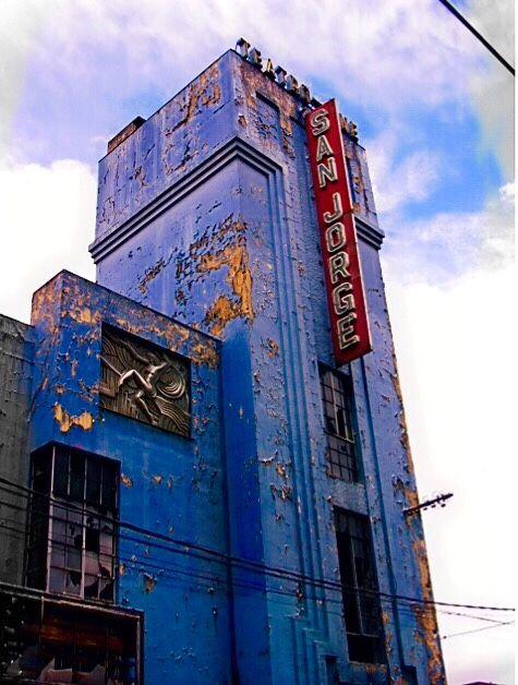 JG EA Arquitectura — Teatro San Jorge - Patrimonio en recuperación. -...