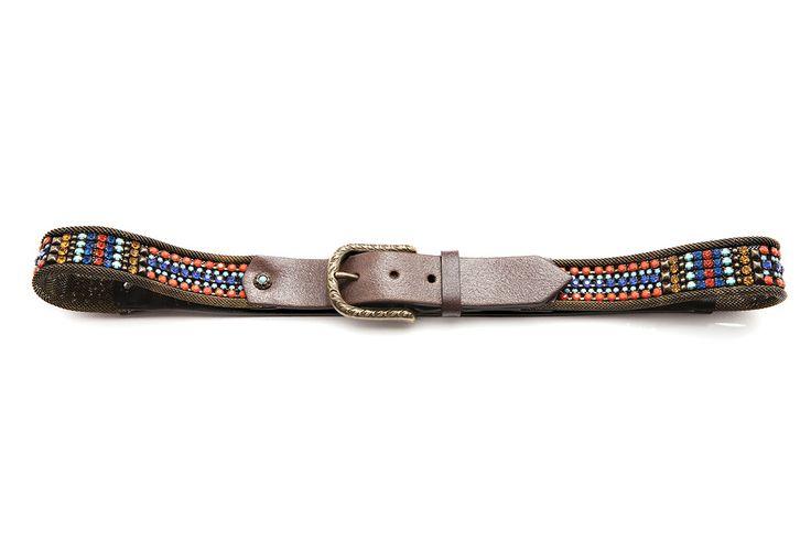 #belt patchwork multicolor