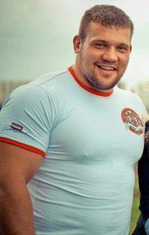 Russian powerlifter | Butches & Bears | Pinterest