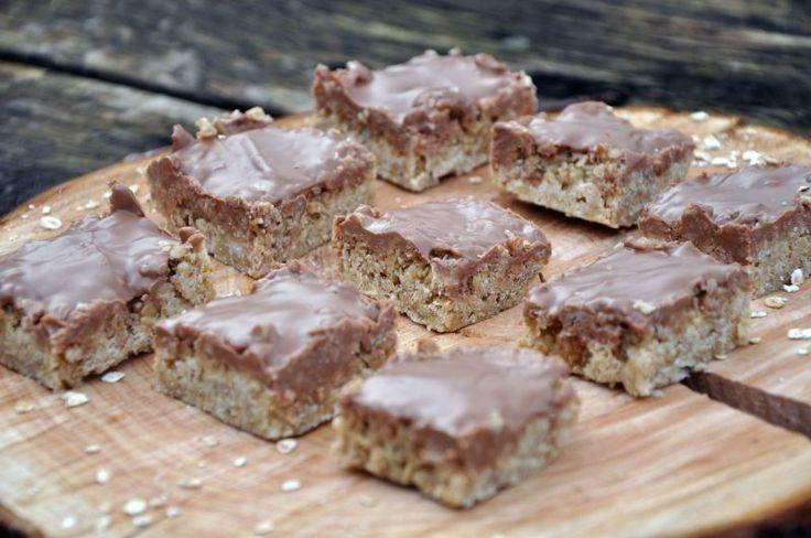 Havretern med nougat, Danmark,Fødselsdag, Lækkeri, Bagværk, opskrift