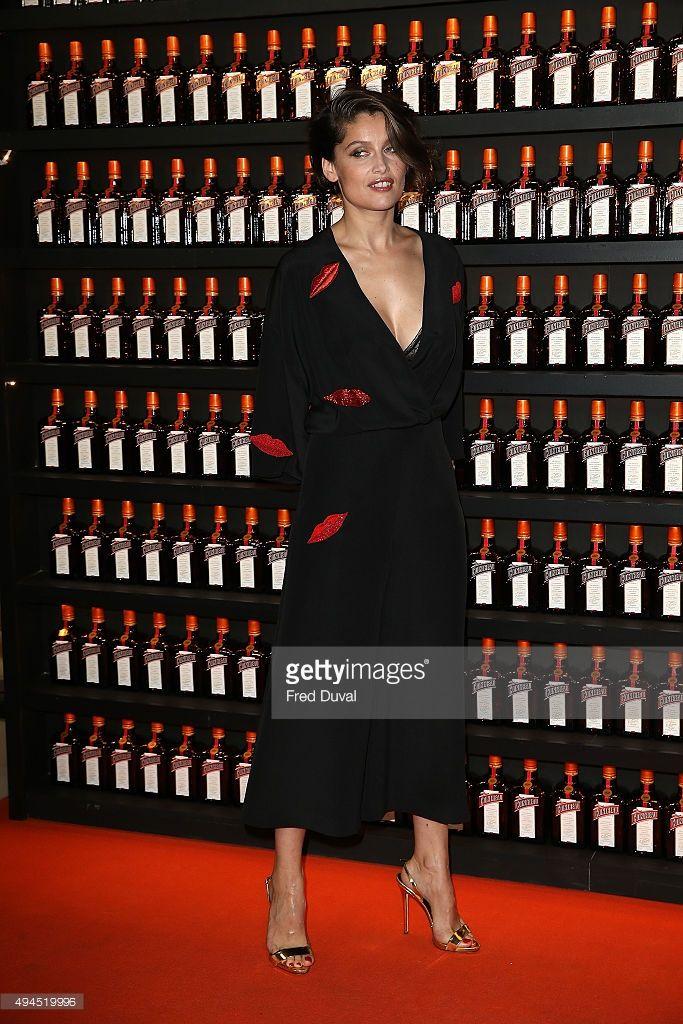 Photo d'actualité : Laetitia Casta attends the launch of Cointreau...