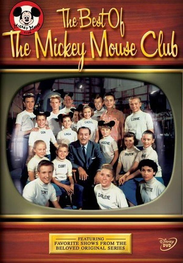 The Mickey Mouse Club (TV Series 1955–1958)