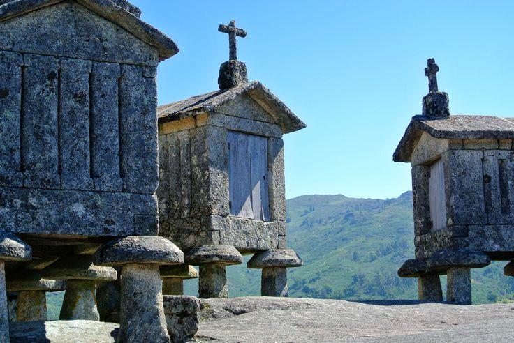 """Galician granary called """"HORREO""""!"""