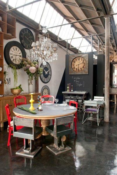 56 best images about decoraci n vintage retro on - Como decorar un bar ...