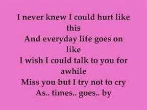 mariah carey bye bye lyrics - Bing images