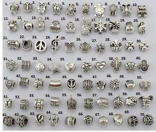 4+2Gratis Charm,talisman tip Pandora,lant de siguranta,clips,bratari Bucuresti - imagine 7