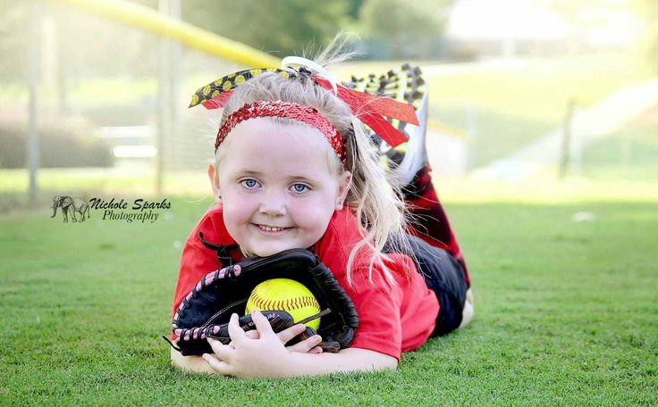 Sports; Children Softball pictures.   © @sparksnichole ♥