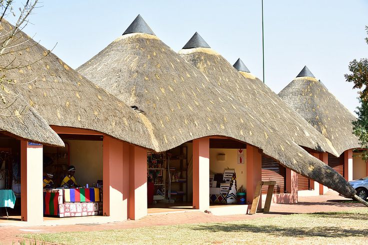 Ndebele Village, Mpumalanga, South Africa | by South African Tourism