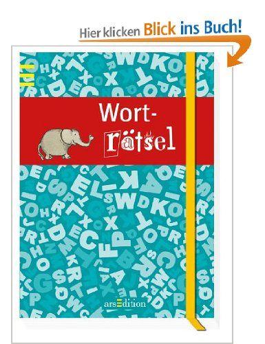 Worträtsel (Knifflige Rätsel ab 8): Amazon.de: Philip Kiefer, Dunja Schnabel: Bücher