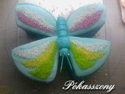 Batterfly cake