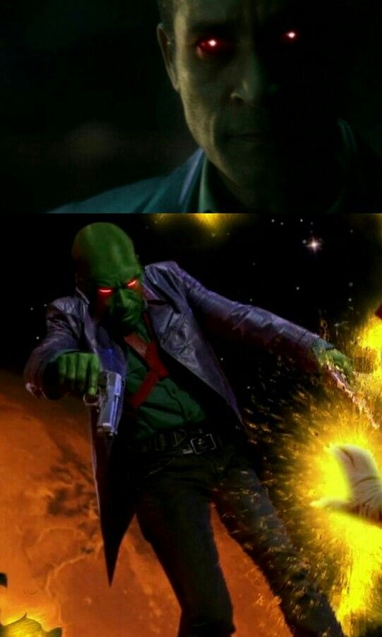 17 images about martian manhunter 2 phil morris on