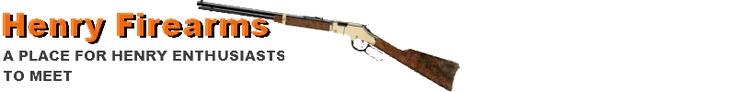 Henry Firearms forum