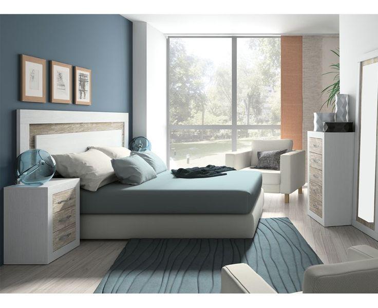 Dormitorio Moderno 7