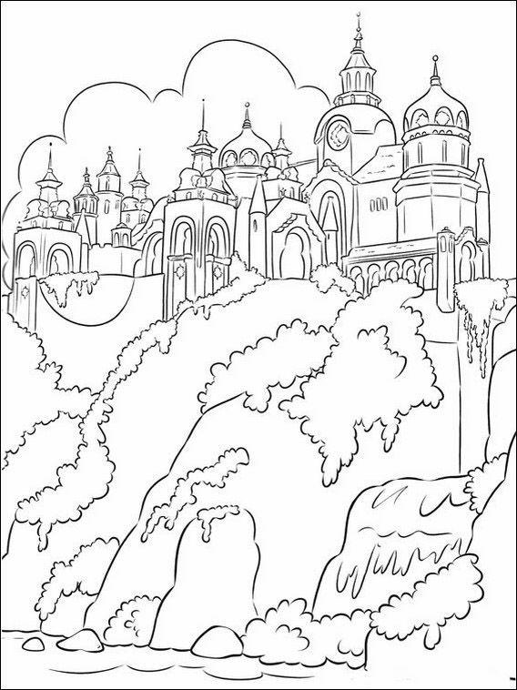 Coloriage Dessins à imprimer pour les enfants Elena d'Avalor 22