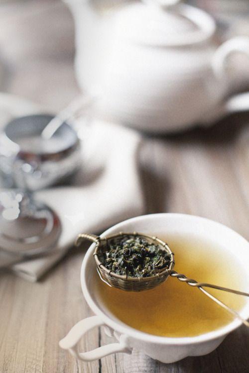::Mint tea::