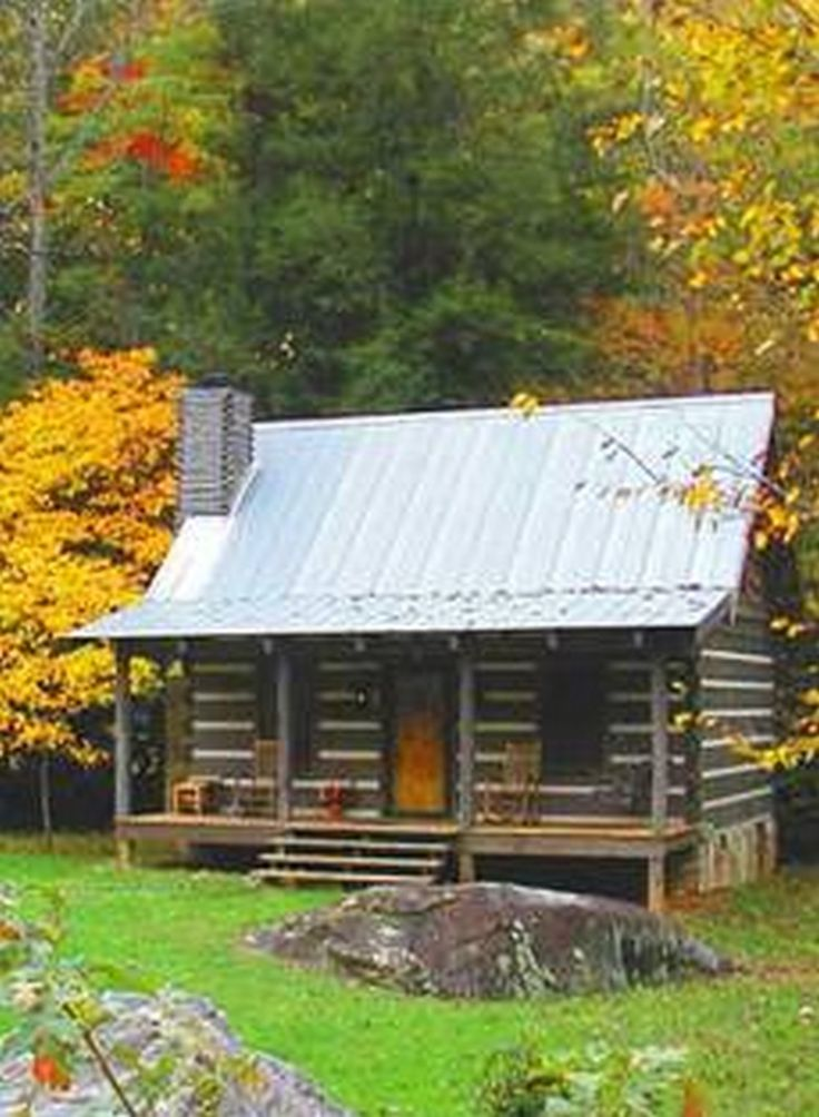 30 rustic log cabin design inspirations cabin log for Cabin construction ideas