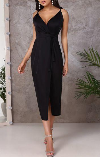 Платье-комбинация на запах TOP20 Studio / 2000001013359
