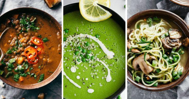3 leckere Detox-Smoothies zur Gewichtsreduktion (vegan) – Veganes Essen – #DetoxS …   – Vegetarische Rezepte