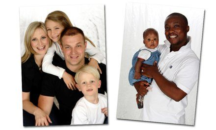 Choice of Photoshoot Packages with Images