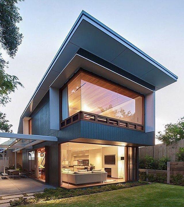 18 Awe Inspiring Modern Home Exterior Designs That Look Casual: Best 20+ Modern House Facades Ideas On Pinterest