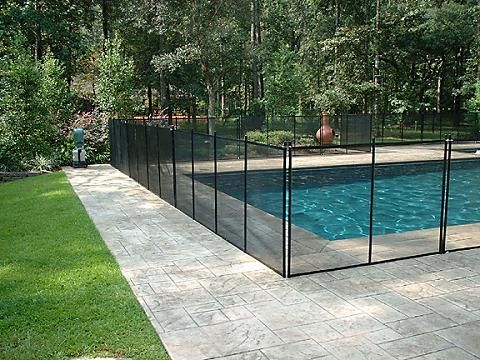 66 Best Pool Fences Images On Pinterest Fences Pool