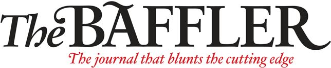 The Baffler's Week That Was - April 11, 2014 :  The Baffler: The journal that blunts the cutting edge