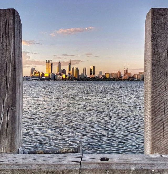 City from South Perth @jessy.kaur Perthisok