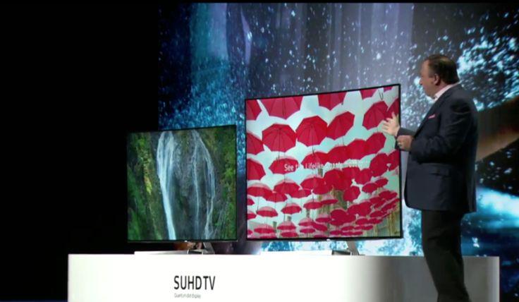 CES 2016: Samsung's unveils SUHD TVs lineup with quantum dot displays