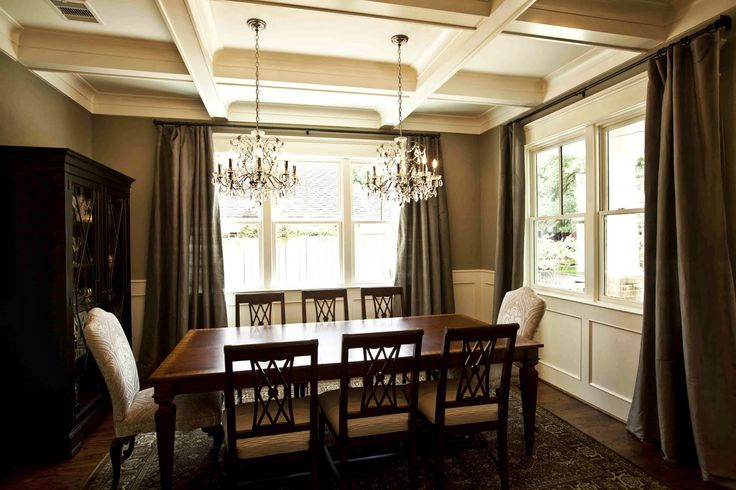 25 Best Ideas About Craftsman Dining Room On Pinterest