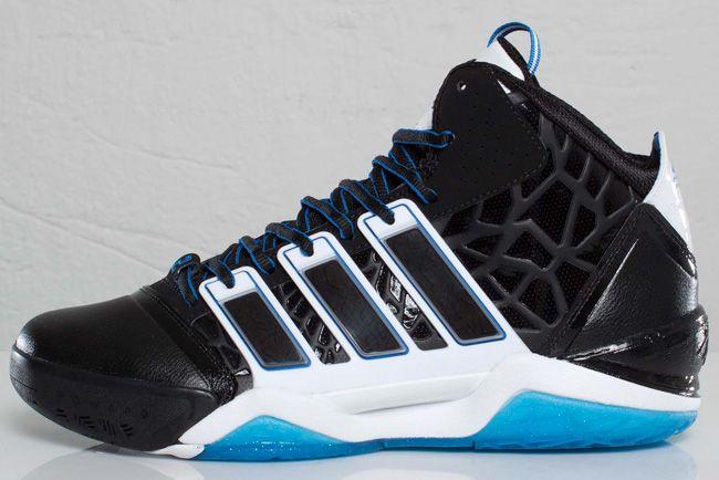 adidas adiPower Howard 2 | Black / Bright Blue