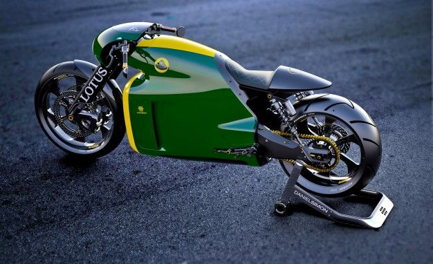 These Bad-Ass 200-hp Lotus Motorcycles Are Mind-Blowing – News ...