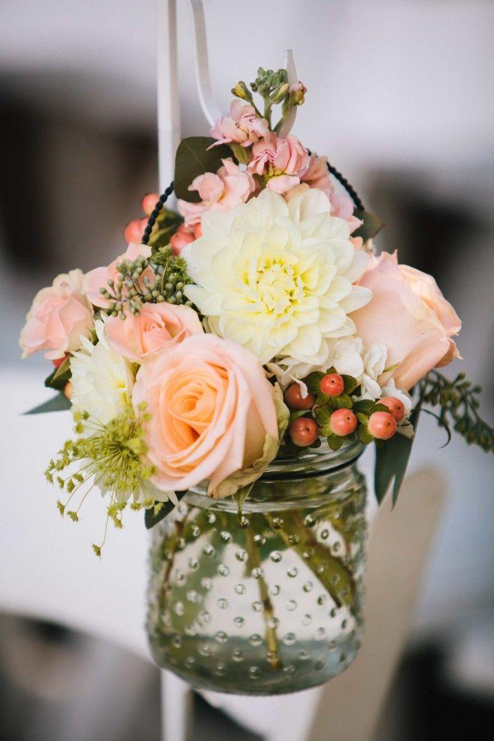 wedding ceremony idea; photo: Elle Jae Photography
