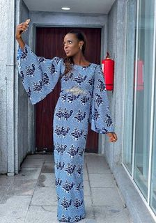 Collective African Designs: Ankara mode.