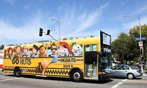 Groupon - 24-Hour Hop-On, Hop-Off Bus Passes for 2 or 4 Adults or 1 or 2 Kids from City Safari Hollywood (Up to 51% Off) in Hollywood. Groupon deal price: $18