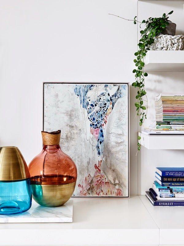 Melbourne apartment of Eddie Kaul and Richa Pant