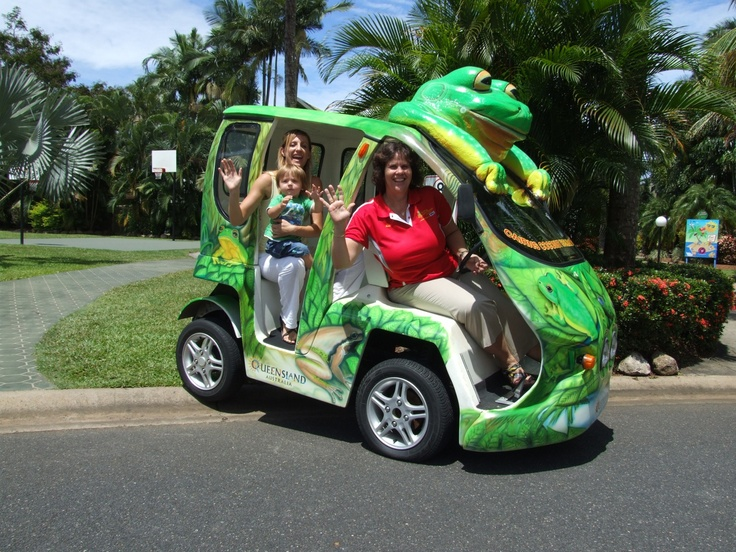 Cairns Coconut Holiday Resort  Kids Welcome