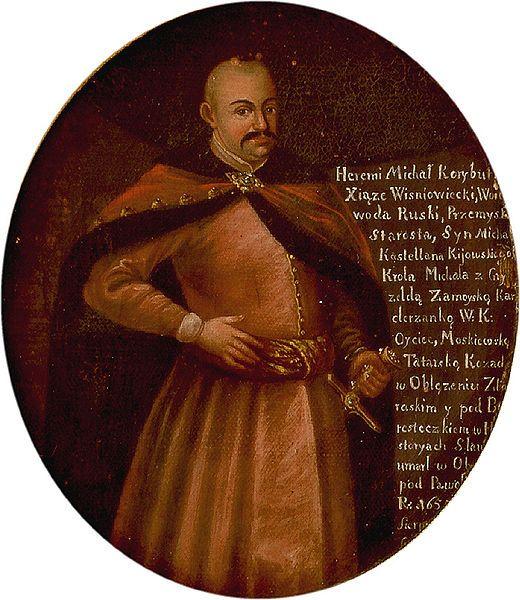 Prince Jeremi Wisniowiecki