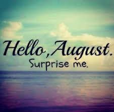 Afbeeldingsresultaat voor hallo augustus dag juli