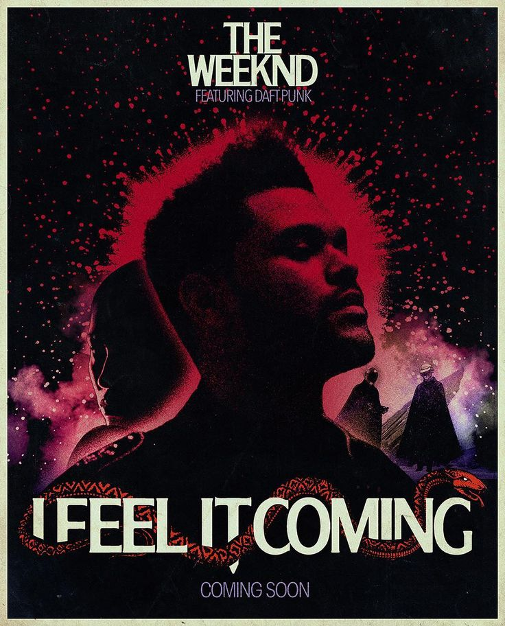 "Watch The Weeknd's New Music Video For 'I Feel It Coming'  Featuring Daft Punk  The Weeknd and Daft Punk just released the official music video for ""I Feel It Coming"" and it looks like Abel Tesfaye is finally ditching his recurring habit of featuring expensive cars, money and women. The clip offers a bit more of an engaging narrative than his previous efforts ""Party Monster"" and ""Reminder,"""