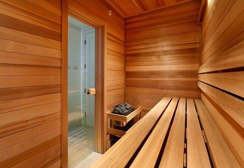 dry sauna electric heaters