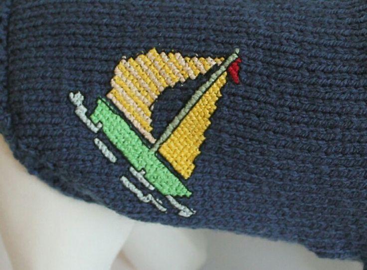Rucne pleteny sveter s vyšivkou- cena je uvedená na www.svetprepsa.sk. HAND MADE