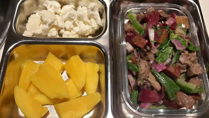 Hungry Hubby And Family: COHEN DIET: Beef and Parsley Salad / Lunch box Tuesday, 8 April 2014