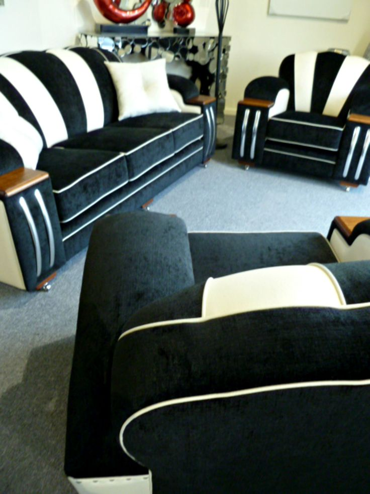 294 Best Images About Deco Lounge Suites On Pinterest