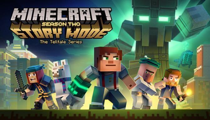 Minecraft Story Mode Season 2 Episode 5 Minecraft Animation Mode