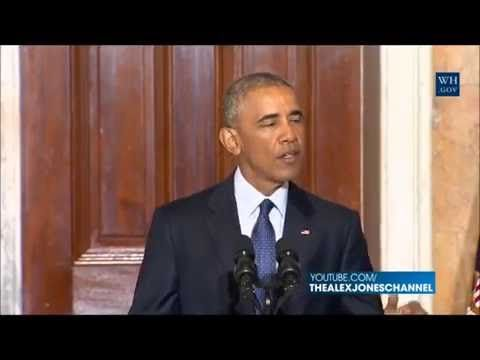 CREEPY : Obama Predicts More Terror Attacks & With Bigger Weapons