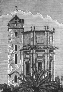 Observatorio astronómico de Bogotá en el Siglo XIX