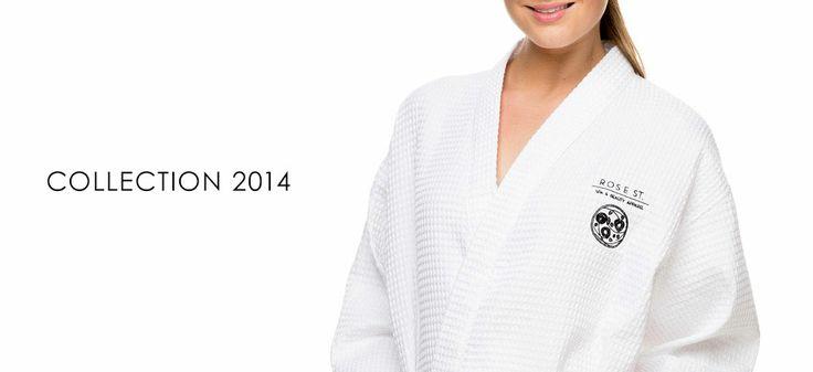 Rose St. Spa & Beauty Apparel Cotton Robe